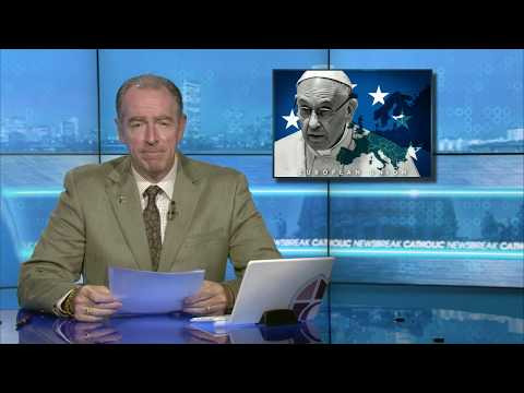 Pope Francis addresses politicians, church leaders of European Union   Catholic Newsbreak 10-31-2017