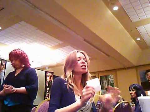 Katherine Boecher @ Supernatural New Jersey Convention
