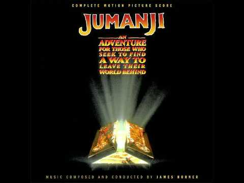 Jumanji Soundtrack - 3. The Game