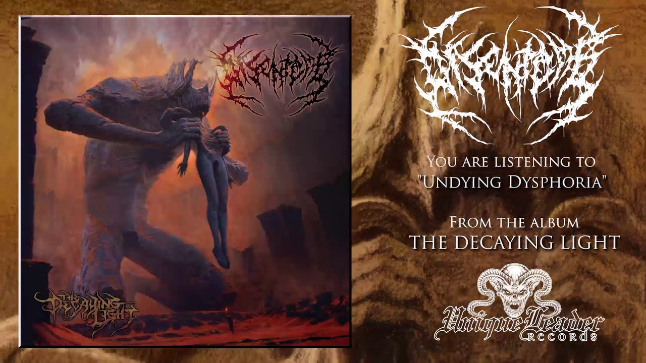 """Disentomb - """"The Decaying Light"""" (Official Stream - HD Audio)"""