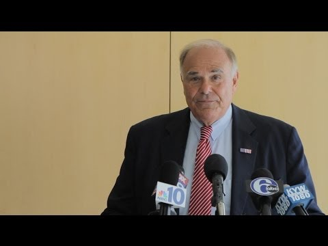 A message from Governor Ed Rendell