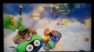 Mario Kart 8 Deluxe Valentine's Day 2018 Highlights part 2(2)