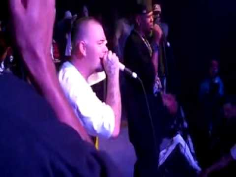 Chamillionaire Paul Wall In Love With My Money Live