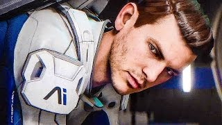 MASS EFFECT ANDROMEDA Cinematic Trailer (2017)