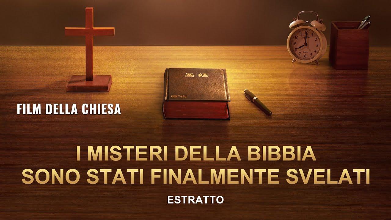 """Film cristiano""""Svelato il mistero della Bibbia""""(Spezzone 2/5) - Qual è la verità riguardo la Bibbia?"""