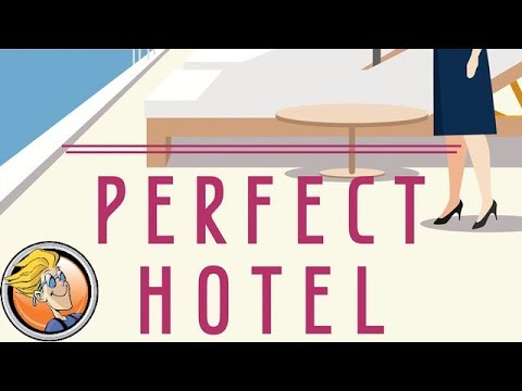 Perfect Hotel — game preview at SPIEL '17