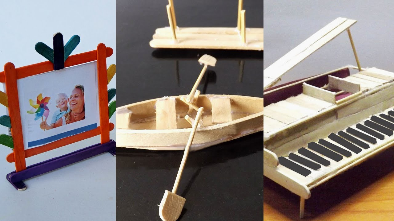 craft ideas for popsicle sticks 5 easy popsicle stick crafts you can make at home 2 diy 6225