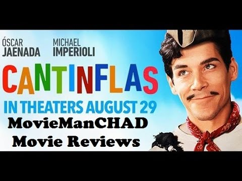 Cantinflas (2014) movie review by MovieManCHAD