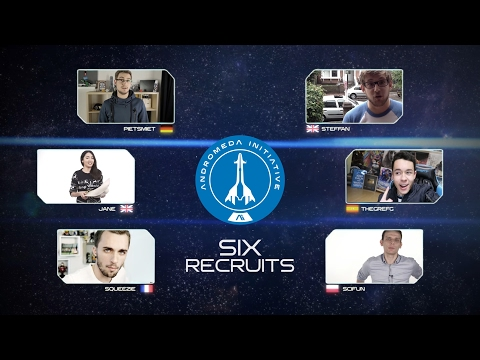 BioWare, ESA, Андромеда, блогеры, пиар-кампания