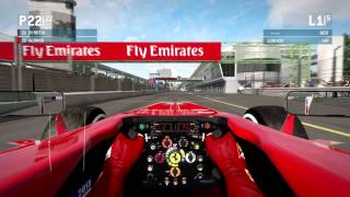 F1 2013 HD PC Gameplay- Pitstop