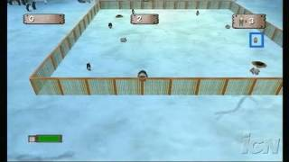 Critter Round-Up Nintendo Wii Video - Arctic Level