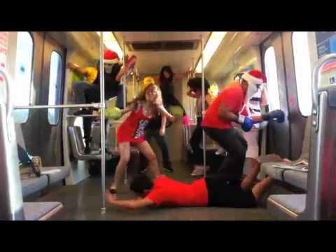 Harlem Shake Tren Urbano Puerto Rico - YouTube