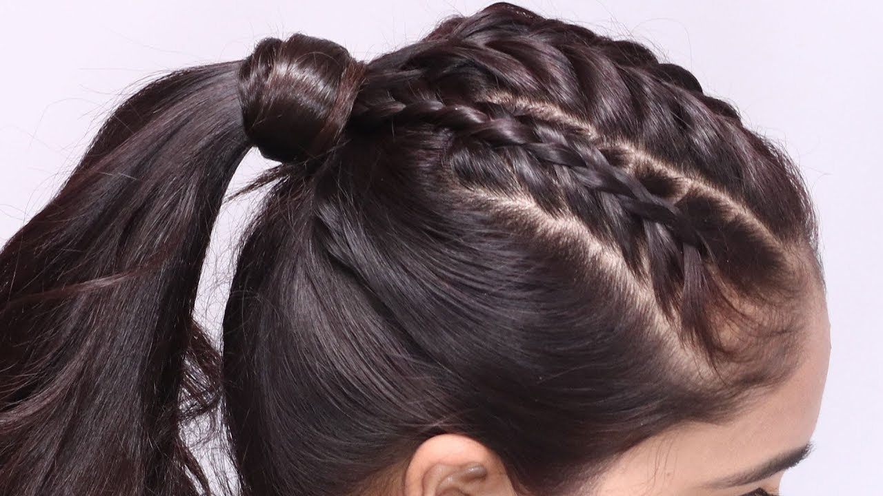 Top 15 Easy & Beautiful Hairstyles for Long Hair Girls Hairstyle Girl     New Hairstyles