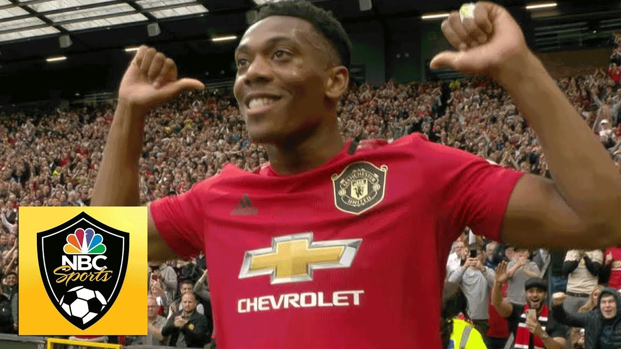 Manchester United vs. Chelsea score, live updates: Anthony Martial ...