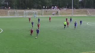 PORI CUP 2018 P12 ELIITTI: SIJAT 3-4, FC JAZZ - JÄPS 2-0 (2-0). II PA