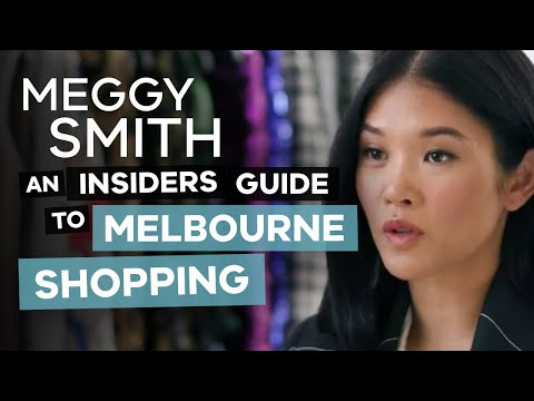 An Insider's Guide To Melbourne Shopping