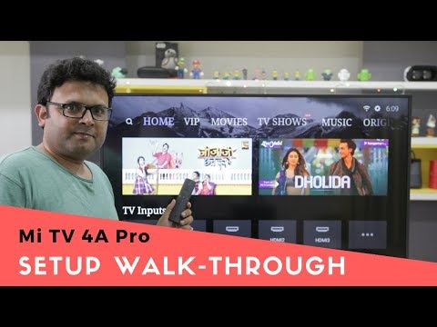 Mi TV 4A Pro With Android TV: Detailed Setup And Features Walkthrough