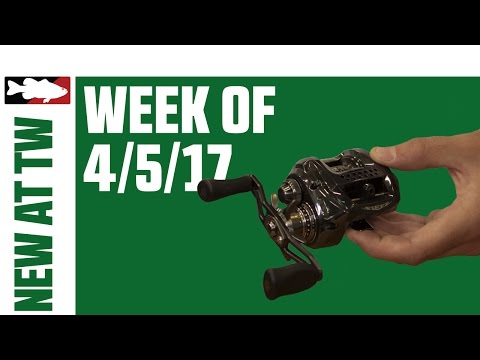 What's New At Tackle Warehouse W. Cory D'Antonio - 4/5/17