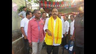 పులివెందుల ప్రజలారా ఆలోచించండి TDP Satish Reddy on YS Jagan in Pulivendula Public Meeting