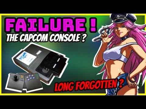 Why The Capcom Console Failed!?  - 1994 Rare Console History - Capcom CPS Changer