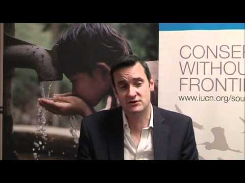 Interview with Jonathan Hughes at IUCN European Conservation Forum 2011