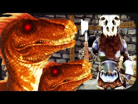 Unser VERZWEIFELTER Kampf gegen 2 Alphas! ☆ ARK: Survival Evolved #48