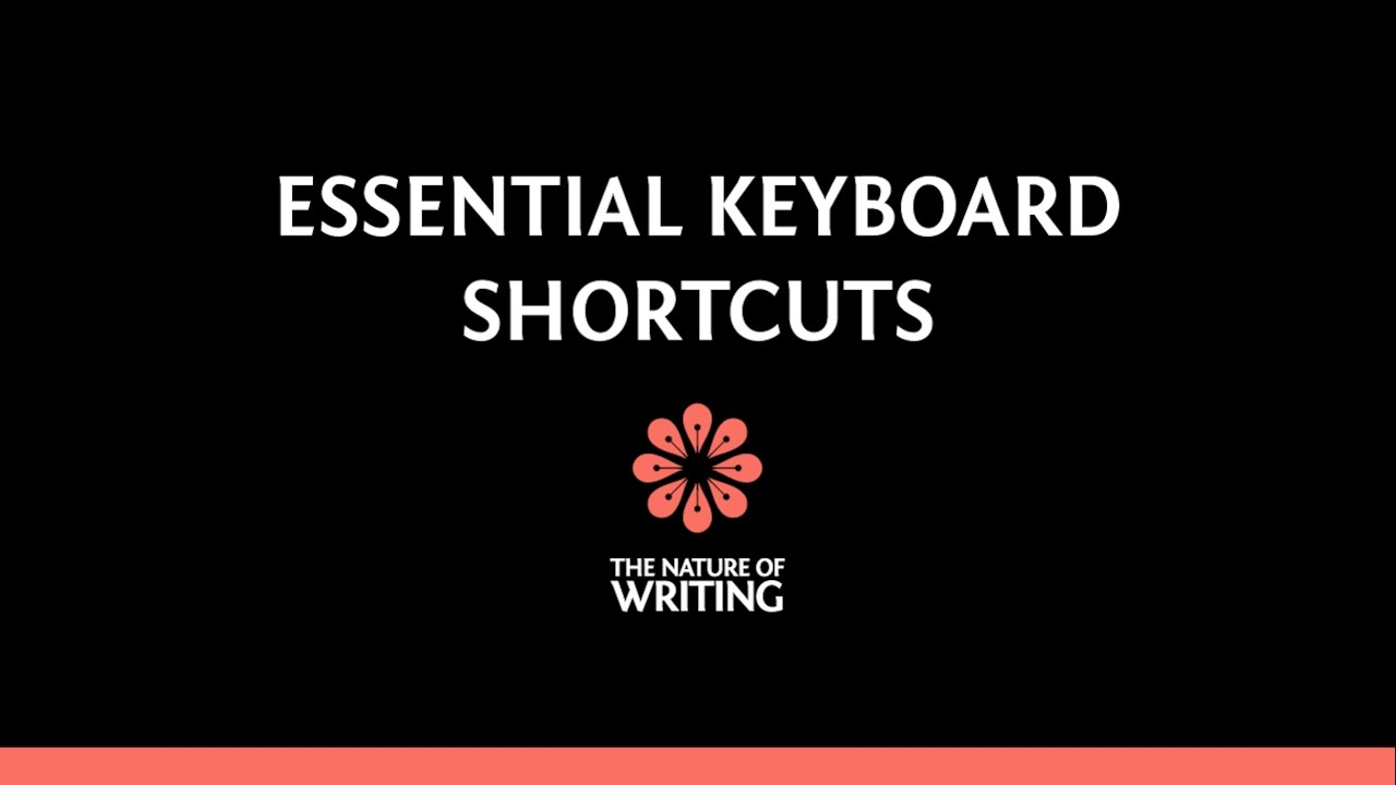 25 Keyboard Shortcuts You Need to Know Right Now
