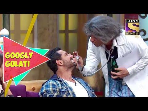 Dr Gulati Examines John&39;s Teeth  Googly Gulati  The Kapil Sharma Show