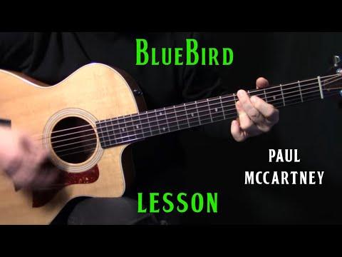 Bluebird Ukulele Chords Paul Mccartney Khmer Chords