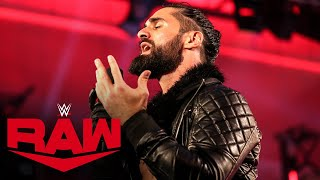 Seth Rollins hosts Rey Mysterio's retirement ceremony: Raw, June 1, 2020
