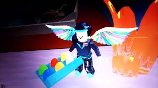 removing a bird Tweet to lose except Rainbow wings (ROBLOX)