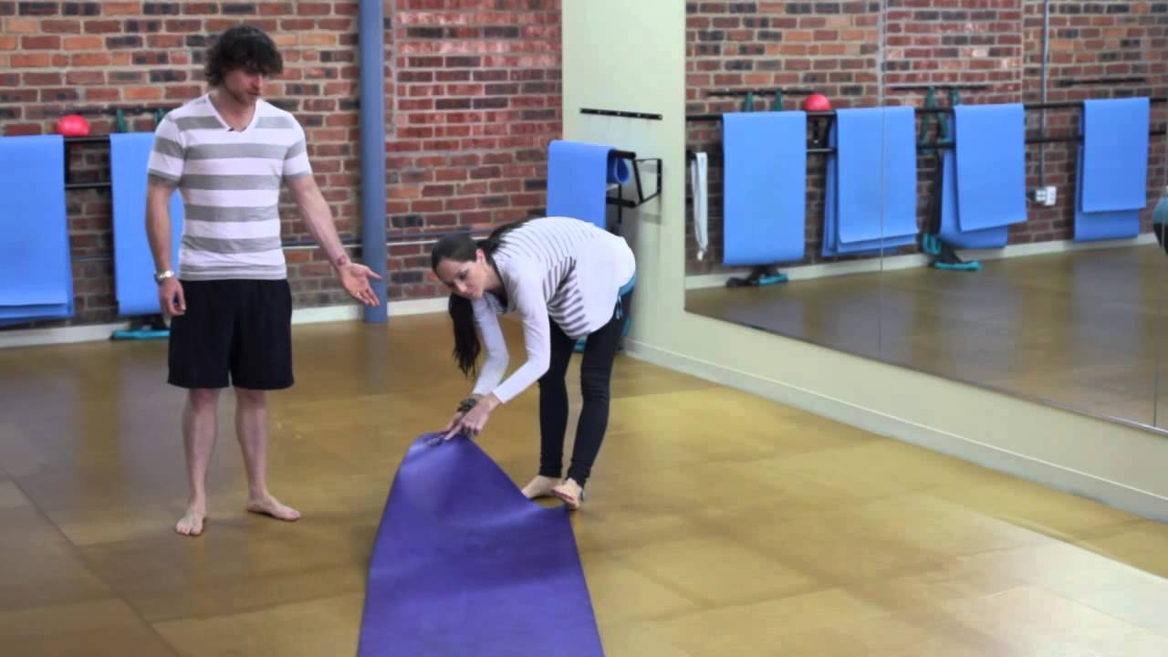 Which Side Of A Yoga Sticky Mat Should You Use Youtube
