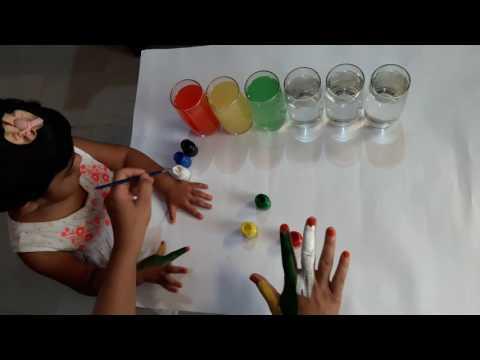 Colors Finger Family