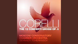Concerto Grosso No. 12 in F Major, Op. 6: V. Giga: Allegro