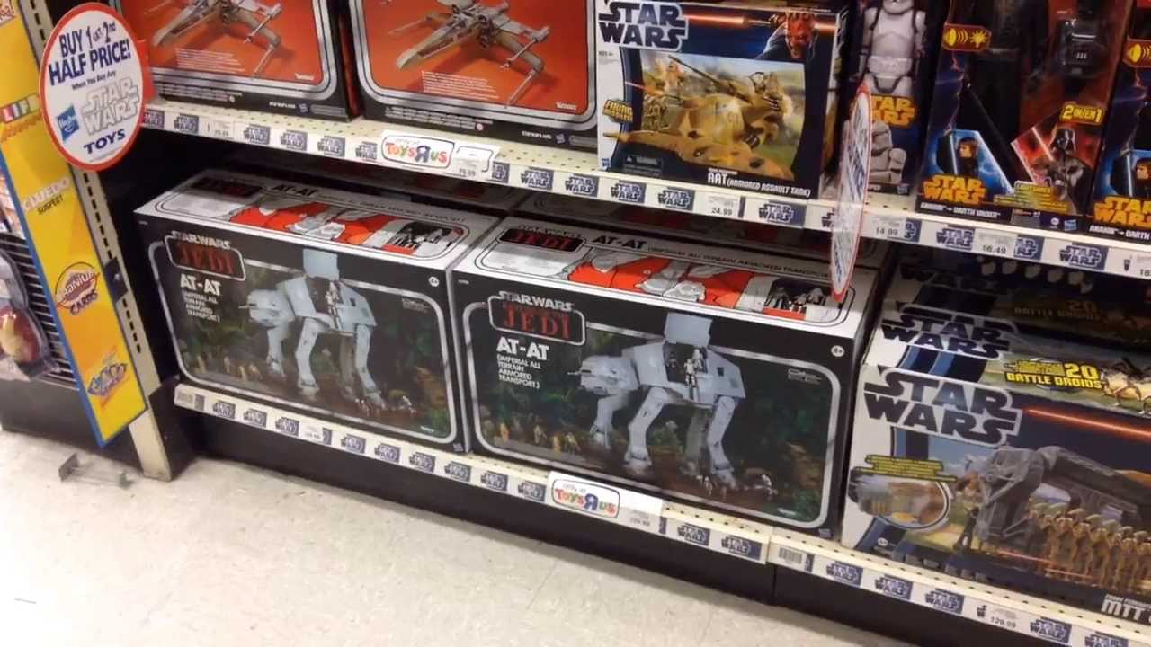 Toys Are Us Star Wars : Star wars toy run toys r us medway th oct