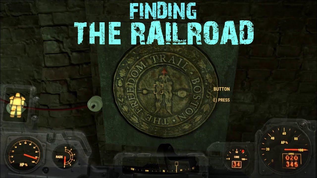Wo Ist Die Railroad