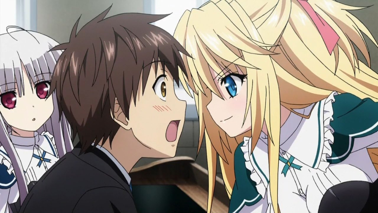 Romance Girl And Boy Wallpaper Top 10 Absolute Duo Strongest Characters Youtube