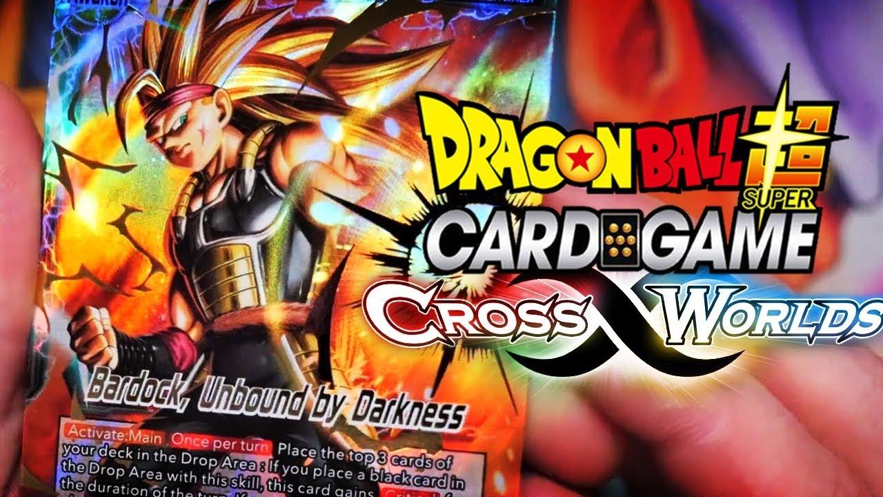Dragon Ball Super Cross Worlds Crossworlds Booster Box