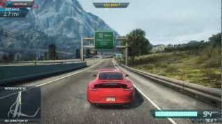 Need For Speed : Most Wanted 2012 PC Gameplay GTX 570 Maxed out HD 1080p
