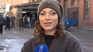 В Калининграде идут съемки нового фильма