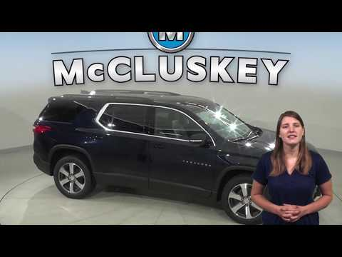 200854 - New, 2020, Chevrolet Traverse, Test Drive, Review, For Sale -