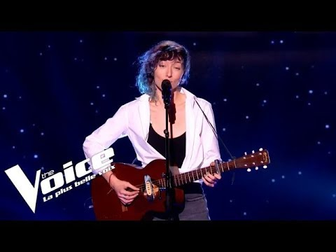 Jacques Brel - Ne Me Quitte Pas | Camille Hardouin | The Voice 2019 | Blind Audition