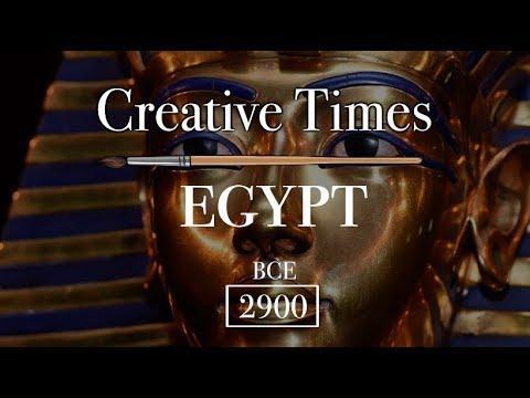 Creative Times | BCE 2900 | Ancient Egypt