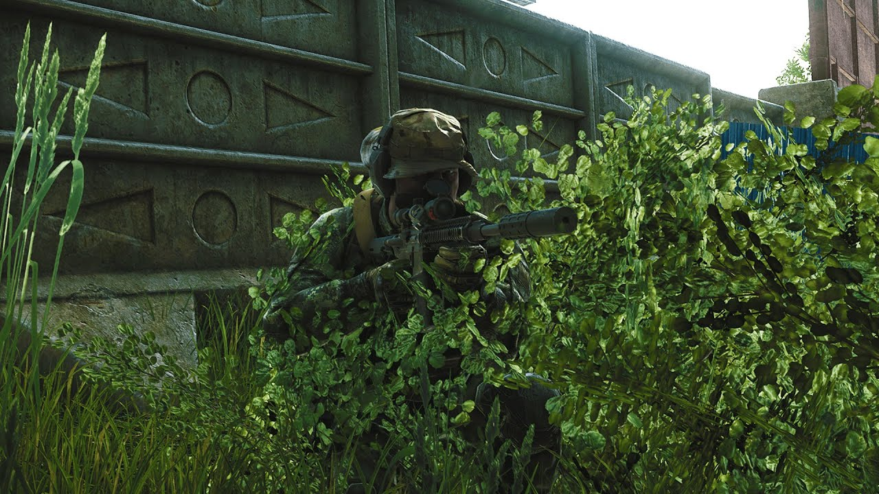 Hunting Bush Wookies -Escape From Tarkov
