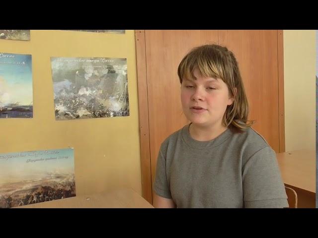 Изображение предпросмотра прочтения – ВарвараКаткова читает произведение «Летняя картина» И.А.Бунина