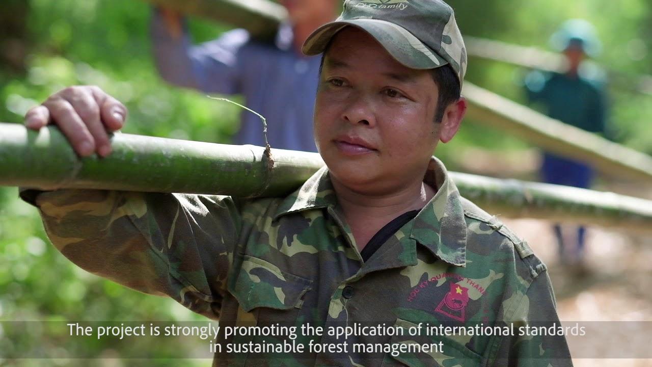 Filming in Vietnam   EU Partnership in Vietnam