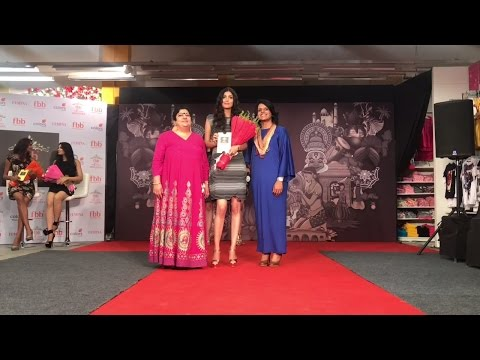 Unveiling Of Gujarat Finalists: fbb Colors Femina Miss India 2017