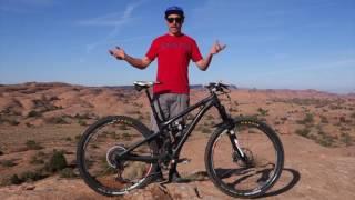 Yeti Cycles SB4.5c Bike Check with Nate Hills