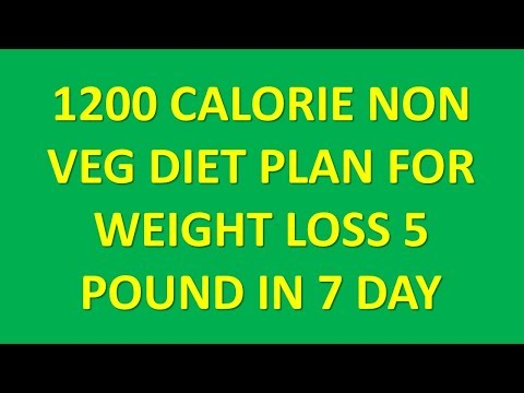 1200-calorie-non-veg-diet-plan-for-weight-loss-5-pound-in-7-day