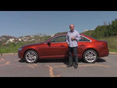 Teste Audi A4 Ambiente, por Emilio Camanzi